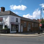 **LET AGREED**  HIGHLY PROMINENT SHOP/OFFICE - London Road, Kettering, Northants  NN15 7PP