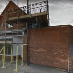 SHOP/OFFICE & YARD - FRANKLINS YARD, 37/39 LINDSAY STREET, KETTERING, NORTHANTS NN16 8RG at  for